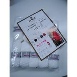 Kit DMC Knitty4