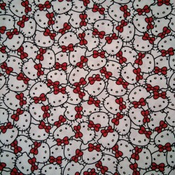 Tela Hello Kitty