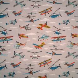Tela aviones