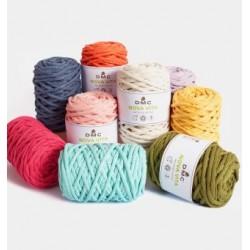 NOVA VITA DMC Hilo para crochet, macramé y tricot