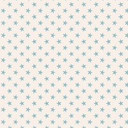 Tela Tilda Tiny Star Light Blue