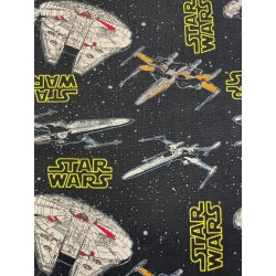 Tela Stars Wars naves espaciales