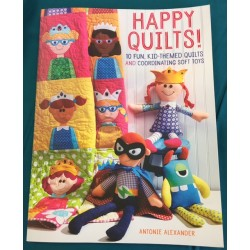 LIBRO HAPPY QUILTS!